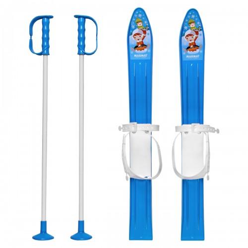 Ski bleu 60 cm