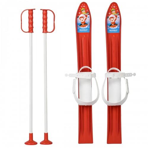 Ski rouge 60 cm