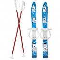 Ski bleu 70 cm