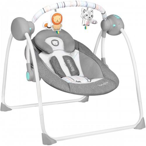 RUBEN Balancelle bébé motorisée électrique pliable musicale