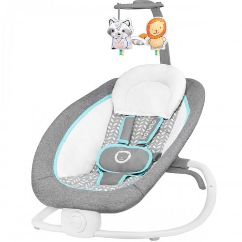 PASCAL Transat bébé pliable avec musiques et vibrations