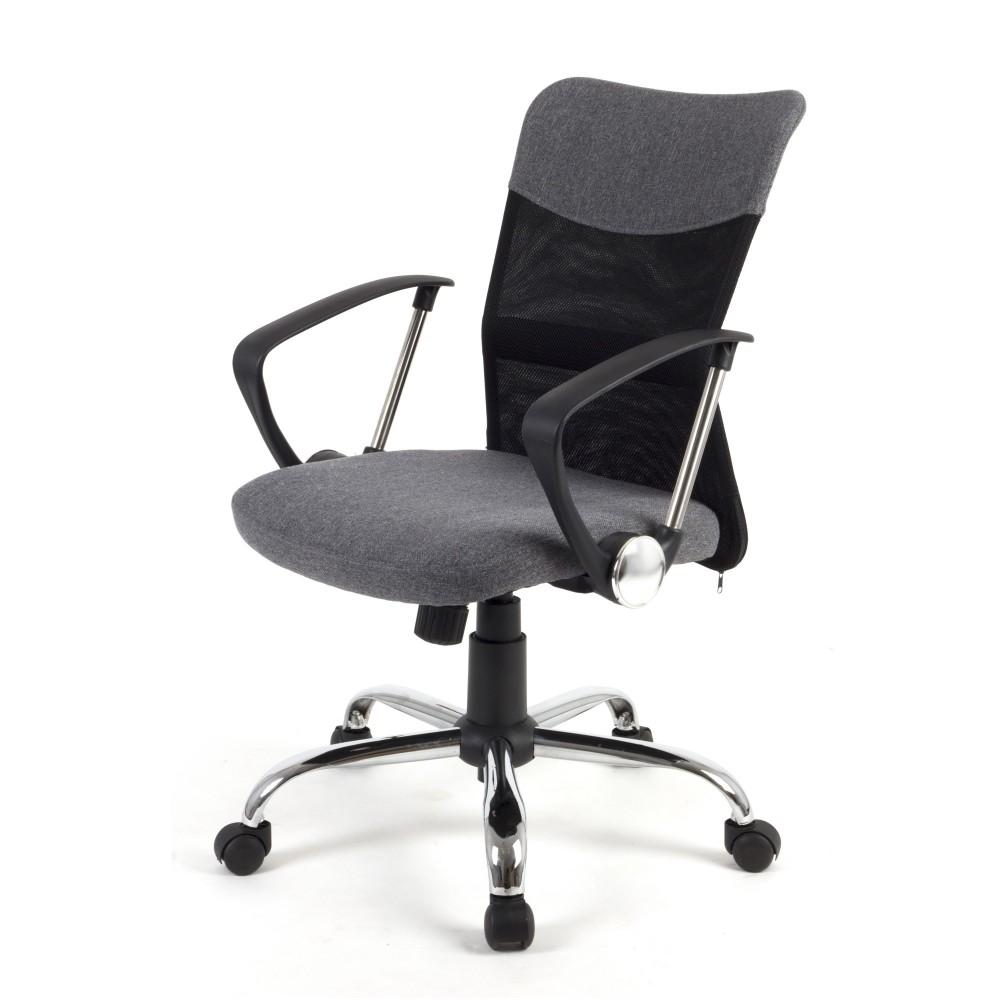 si ge de bureau ergonomique support du dos tilt. Black Bedroom Furniture Sets. Home Design Ideas
