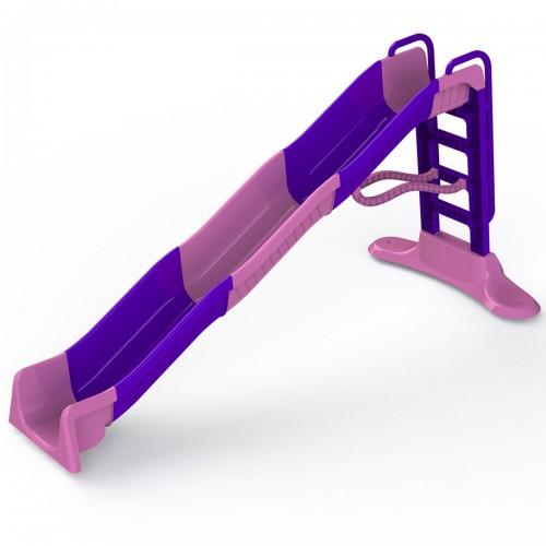 Grand toboggan violet