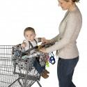 Protège siège caddie bébé