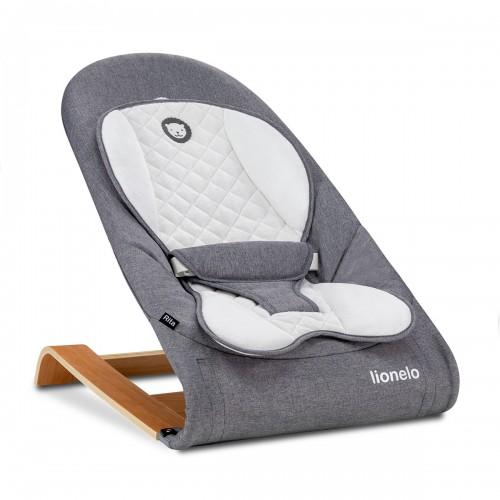 RITA Transat bébé balancelle réglable et pliable - style scandinave