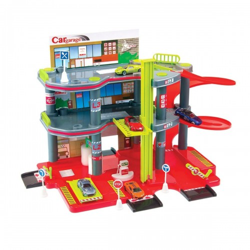 PARK Garage jouet parking 3 étages + 1 voiture