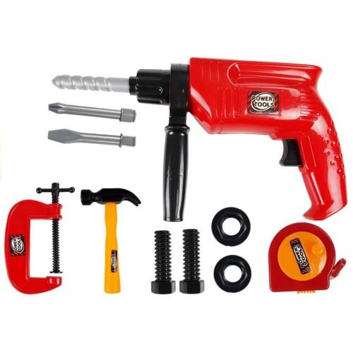 Mallette à outils avec accessoires