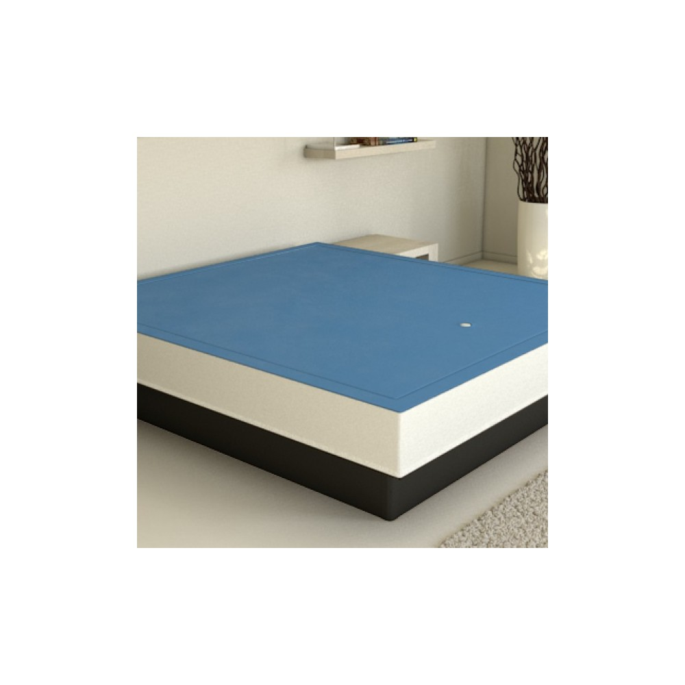 lit eau complet 140 x 20 cm. Black Bedroom Furniture Sets. Home Design Ideas