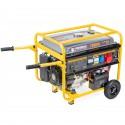 Groupe électrogène générateur portable à essence puissance max 7500W