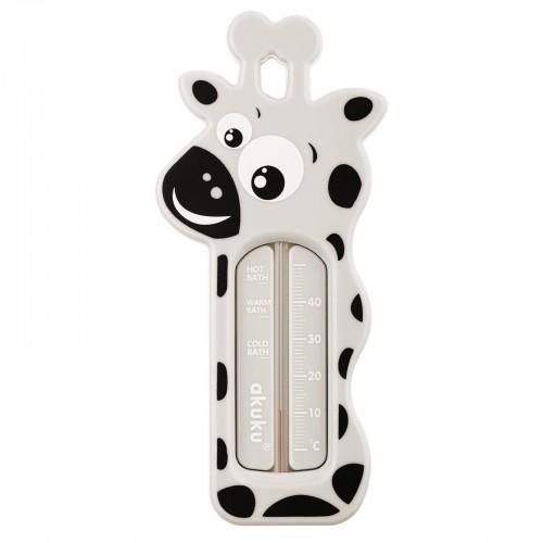 Thermomètre de bain girafe pour bébé et enfants