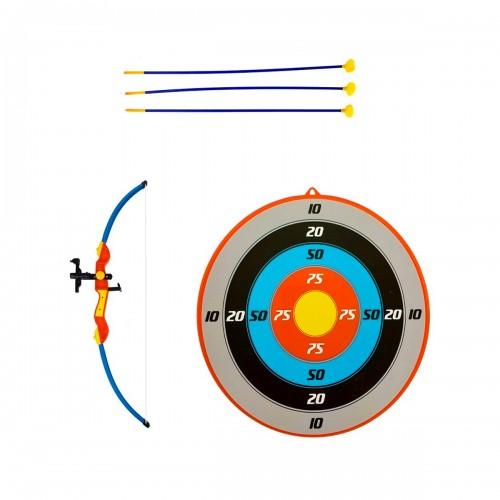 ensemble arc cible flèche
