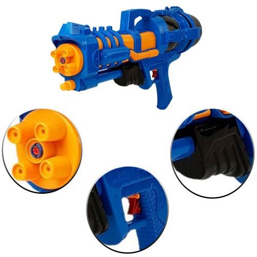 Pistolet à eau à pompe