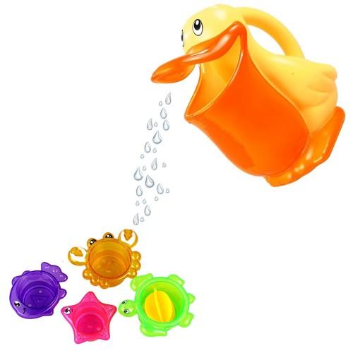Jeu de bain animaux marins