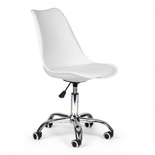 OFFICE Chaise de bureau blanche