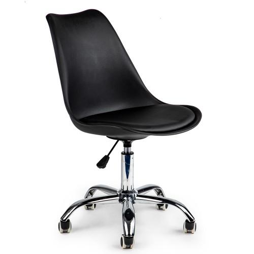 OFFICE Chaise de bureau noir
