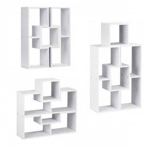 REGLA Bibliothèque, étagère modulable à 3 étages dimension