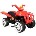 NEO Quad à pédales avec larges roues porteur pour enfant
