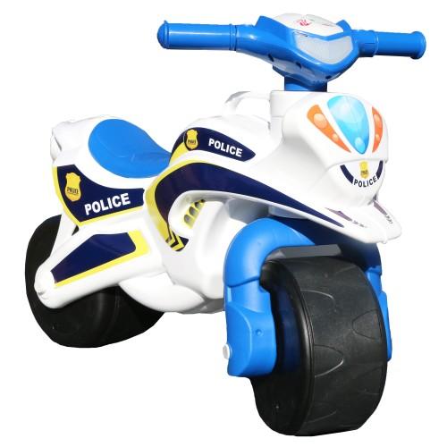 ALI Porteur moto bleu