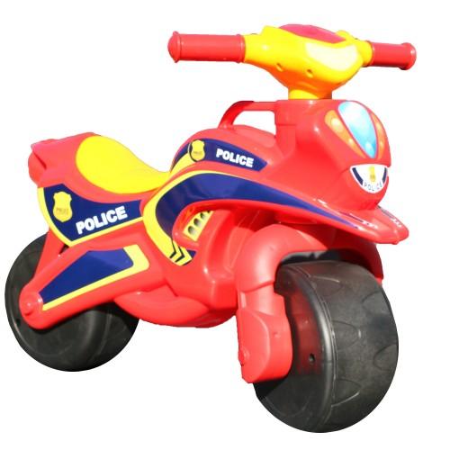 ALI Porteur moto rouge