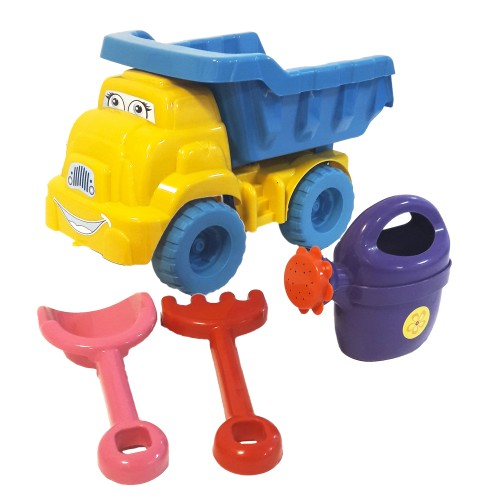 Camion avec outils pour enfant