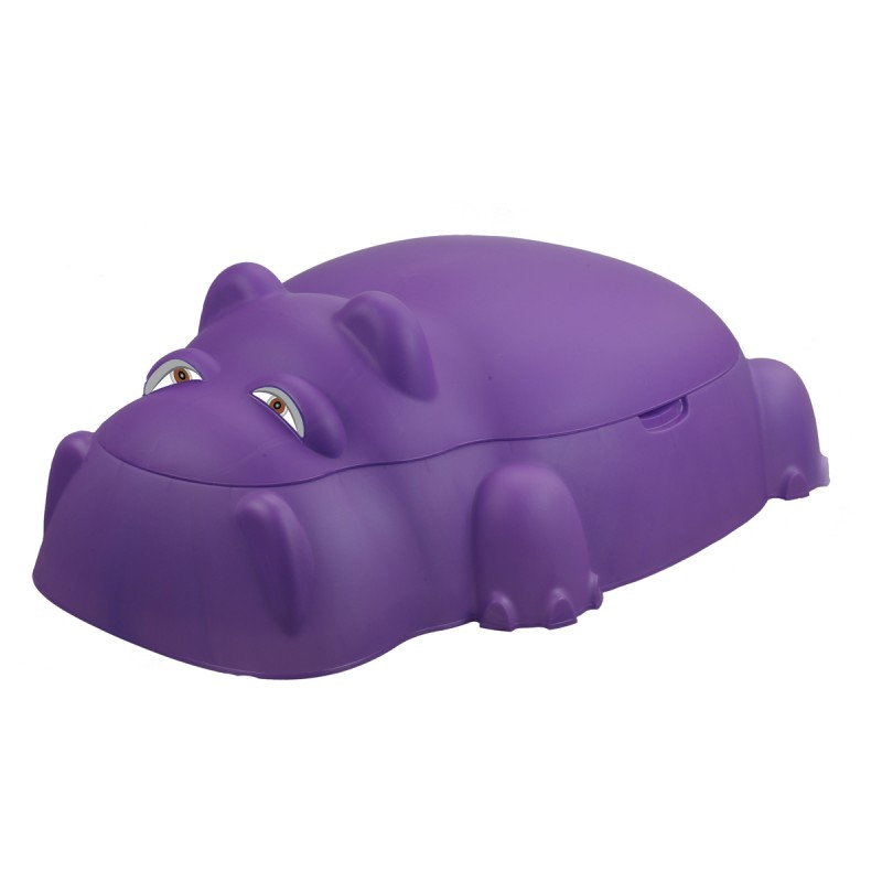 HIPPO Bac à sable hippopotame