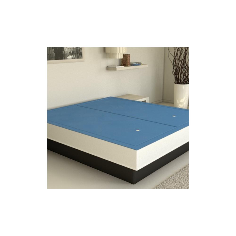 lit eau avec matelas double climatis de la marque atlantis. Black Bedroom Furniture Sets. Home Design Ideas