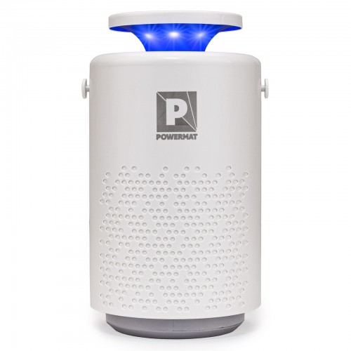 LOUV Lampe UV anti-insectes 360° piège à moustiques avec port USB