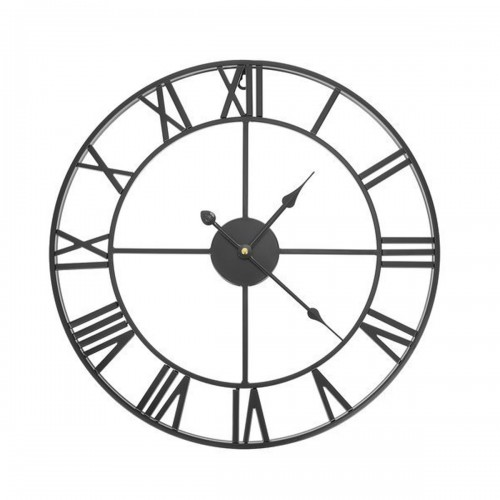 Horloge murale style industriel