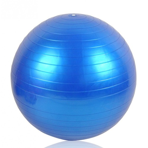 JOJO Ballon de gymnastique et fitness résistant avec pompe