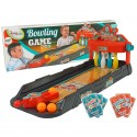 Bowling de table avec lanceur de balles