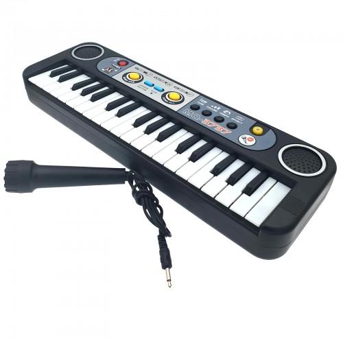 Piano clavier avec micro