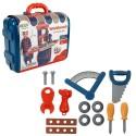 Caisse à outils avec établi