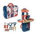 COBRI Établi enfant atelier pliable transportable dans caisse à outils