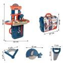 Caisse à outils avec accessoires