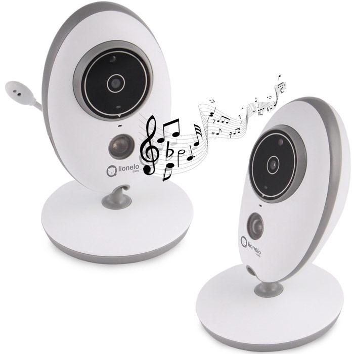 LIONELO Baby-phone mélodies