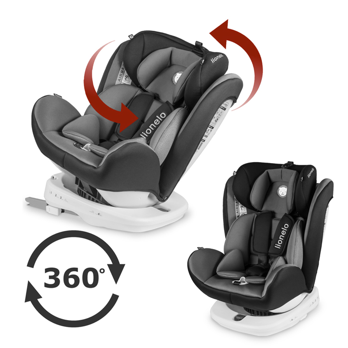 siège-auto pivotant