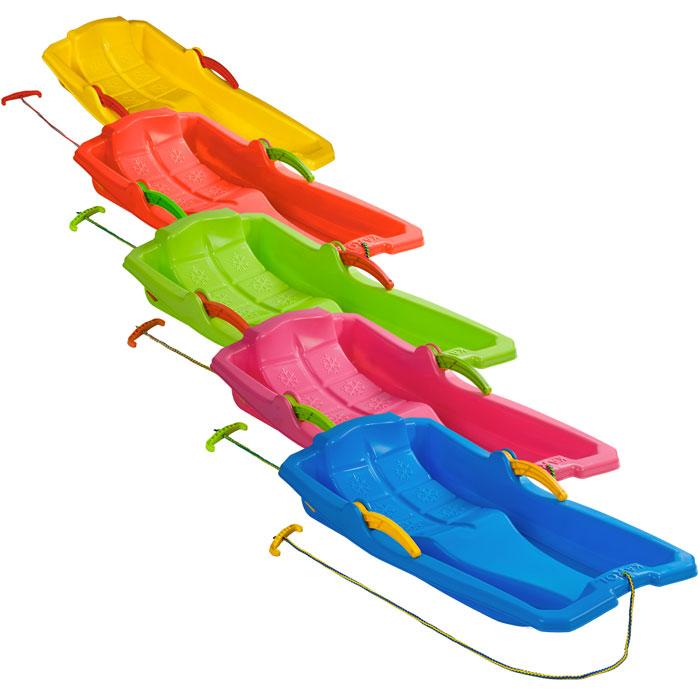 Luge enfant avec freins