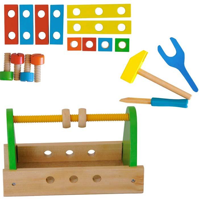 Boites à outils jouet