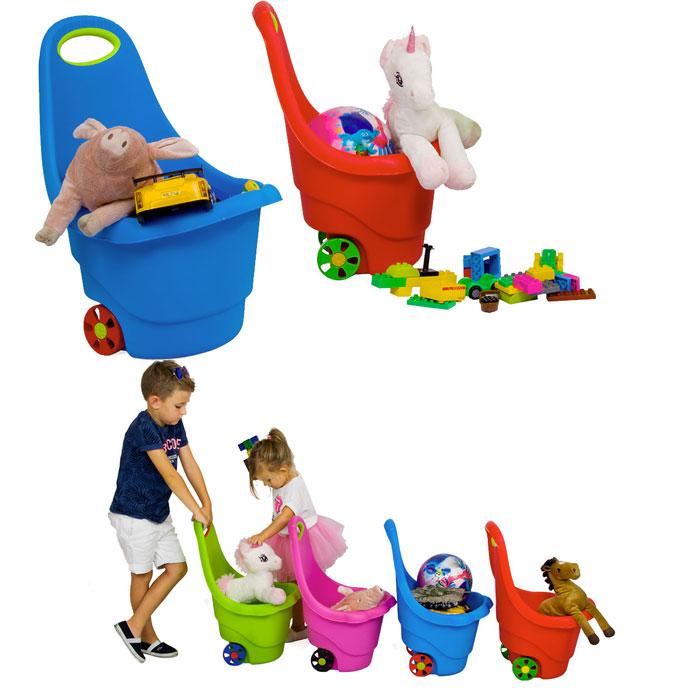 Chariot de jeux pour enfants