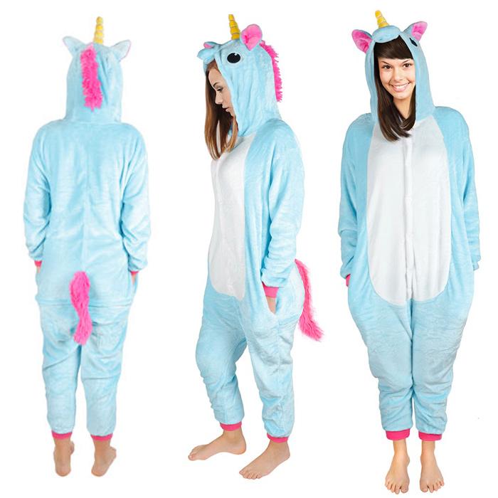 costume pyjama licorne