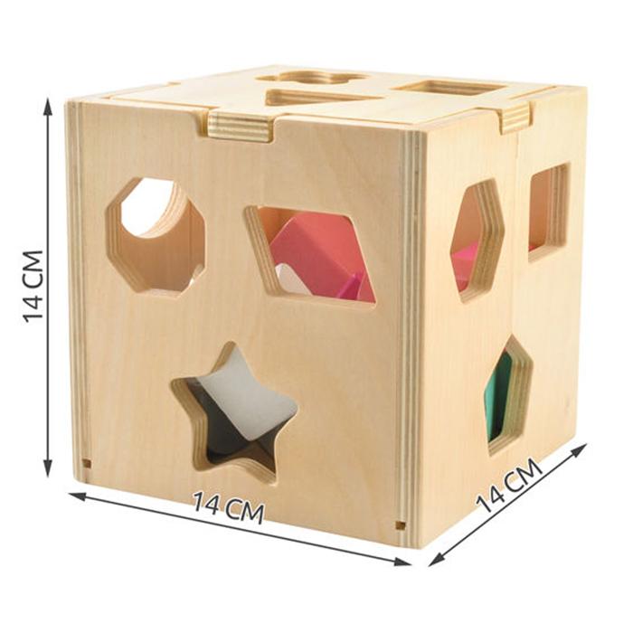 Dimensions du cube
