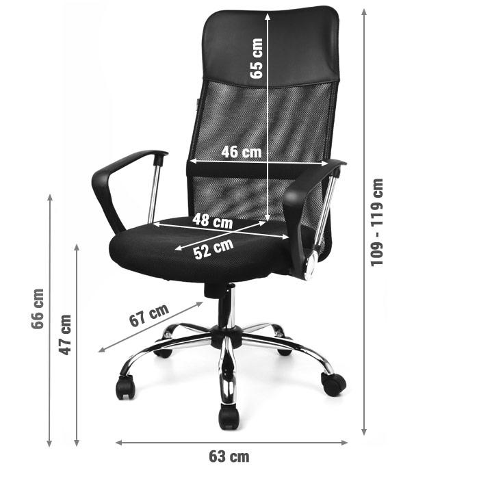 fauteuil de bureau solde