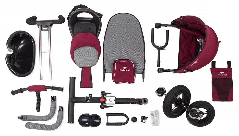 Marka   Model   KinderKraft SWIFT Matériaux   Cadre en acier, Housse  100%  polyester. Poids du vélo   8 kg. Poids max. utilisateur   25 kg e042112a08e
