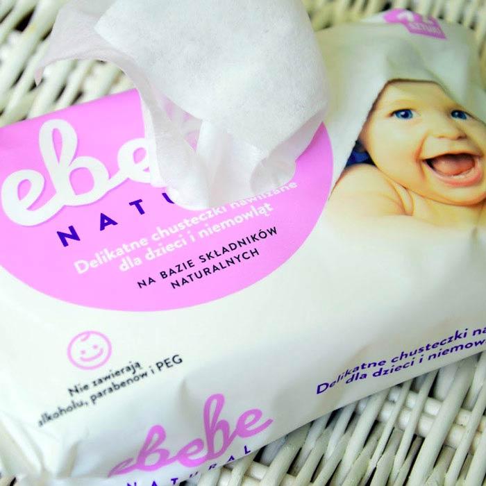 lingettes naturelles bébé
