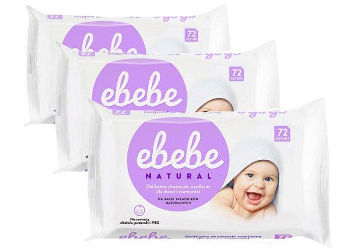 lingettes écologiques bébé