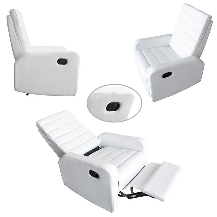 Démonstration du fauteuil relax