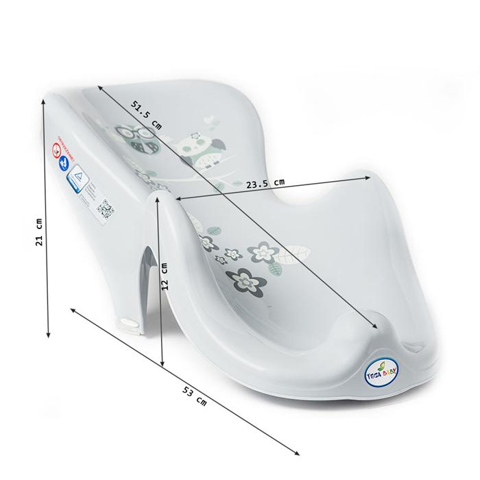 Dimensions transat de bain