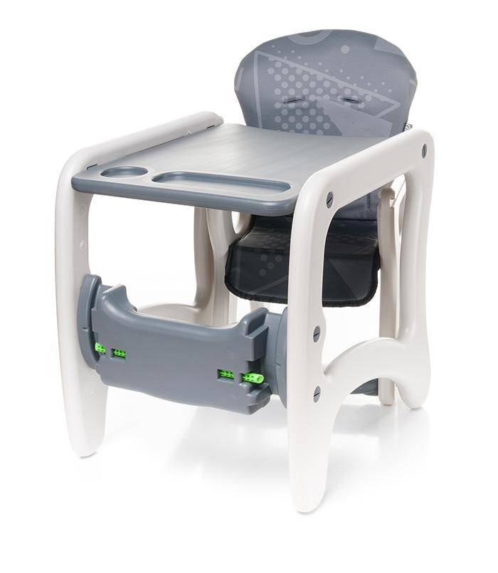 chaise haute fashion chaise haute enfant volutive en table et chaise. Black Bedroom Furniture Sets. Home Design Ideas