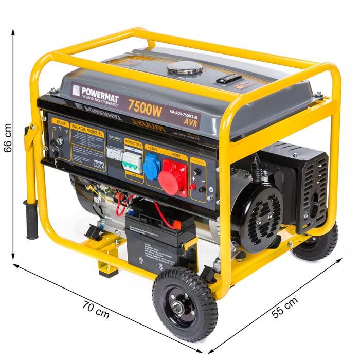 générateur portatif essence