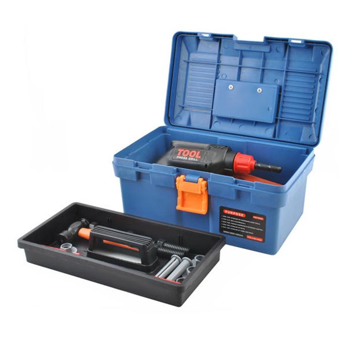 étages de la boite à outils